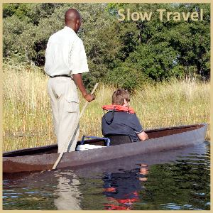 Slow Travel in Africa